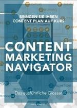 Cover_Content Marketing Navigator