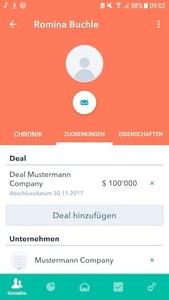 HubSpot Updates Juni_Verknüpfen von Kontakten, Firmen und Deals