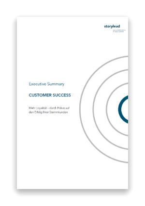 Cover_Executive Summary Customer Success