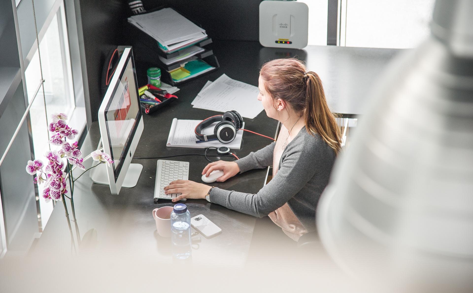 Storylead Arbeitsalltag in Inbound Marketing Agentur